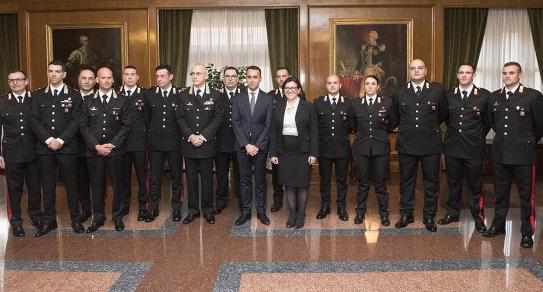 Sequestro autobus: Elisabetta Trenta incontra i Carabinieri