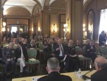 """Convegno """"Criminalità organizzata"""" al Circolo Ufficiali Esercito Italiano"""