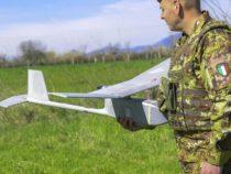 Terra dei fuochi: L'Esercito schiera i propri droni