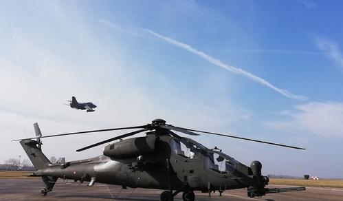 Afghanistan: 13mila ore di volo per gli elicotteri Mangusta
