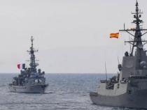 """Esercitazione aeronavale NATO: Conclusa la """"Dynamic Manta 2019"""""""