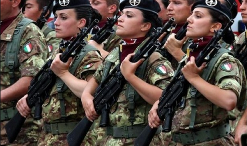 Diritti: Forze Armate, qualcosa si sta muovendo per la tutela delle donne