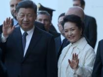 Politica: Visita a Palermo del presidente cinese Xi Jinping