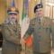 Il gen. Farina incontra il gen. delle Forze Armate Polacche