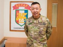 Vicenza: L'ex profugo-ragazzino al comando della base Usa