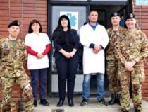Kosovo: Donazione di medicinali dai militari italiani di KFOR