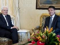 Giuseppe Conte: Teso faccia a faccia con Matterella