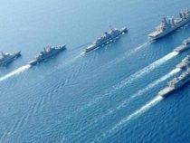 Golfo di Taranto: Addestramento della Squadra Navale