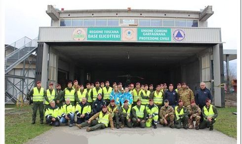 Team Folgore protezione civile: Di cosa si occupano