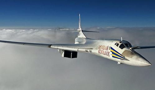 Russia: Esercitazione sul Mar Nero con bombardieri Tupolev-160