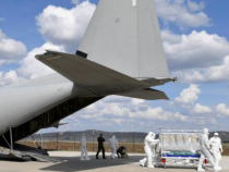 Aeronautica militare: L'esercitazione sanitaria Vigorous Warrior 2019