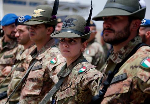 Forze Armate Italiane Regolamenti Barba E Baffi Di Chi E In Servizio Forzearmate Org