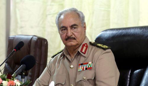 Politica: La mossa di Haftar in Libia, intervento del Generale Marco Bertolini