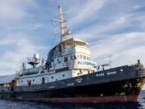 Guardia Costiera: Verifiche a bordo della Mare Jonio