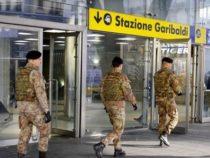 Sicurezza: Militari nelle stazioni ma anche sui convogli