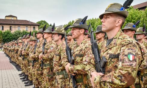 Maggio intenso per il 9° Reggimento Alpini della Brigata TAURINENSE
