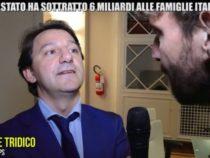 Sottratti dall'Inps 6 miliardi di euro dagli assegni familiari