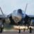 F35: Uno degli aerei militari inabissato al largo del Giappone