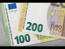Economia: In vigore le nuove banconote da €100 e €200