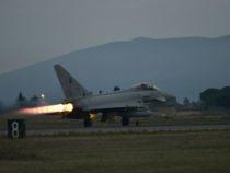 Velivolo civile perde i contatti radar: Intercettato da un caccia F-2000 Eurofighter