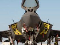 """F-35A in configurazione """"Bestia"""" entrano in azione in Afghanistan"""