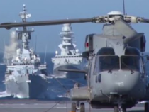 Marina Militare: Iniziata l'esercitazione ITAMINEX 2019