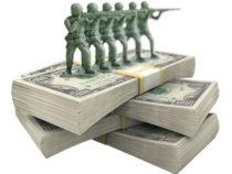 SIPRI: Nuovo record storico per le spese militari mondiali
