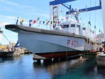 "Marina Militare: Varata la ""Tullio Tedeschi"""