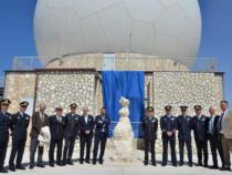 Aeronautica: Lampedusa, inaugurato il nuovo radar della Difesa Aerea