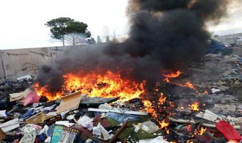 Ambiente: Terra dei Fuochi, in aumento denunce e arresti