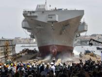 Marina: Nave Trieste, la più grande unità militare costruita nel Dopoguerra