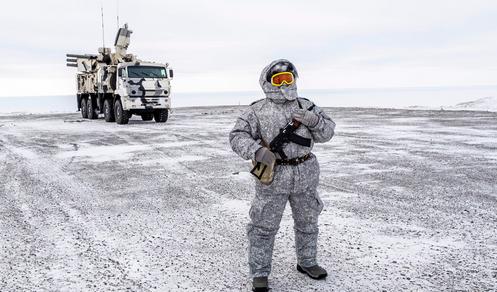 Esteri: Continua il potenziamento aereo russo nell'Artico e nell'area della rotta del Mare del Nord