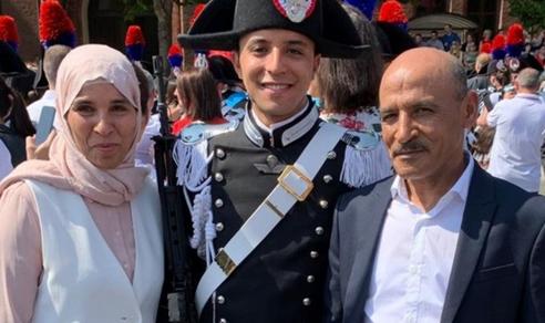 Badar Eddine Mennani, il primo carabiniere musulmano