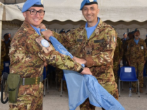 Libano del Sud: Avvicendamento al contingente italiano dell'UNIFIL