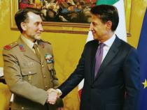 Difesa: Incontro tra Conte e il luogotenente Fico