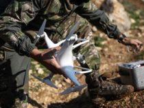 Base di Amendola: Forze armate si addestrano sui droni
