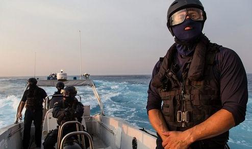 Nocs e Gis simulano un'esercitazione in caso di attacco terroristico