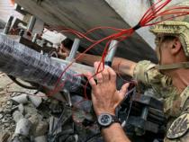 Genova: Ponte Morandi, contributo degli Incursori dell'Esercito alla demolizione del ponte