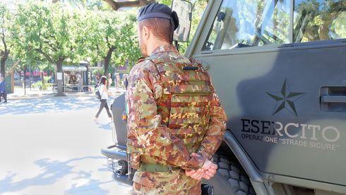 """Esercito: Cambio di comando nell'ambito dell'Operazione """"Strade Sicure"""""""