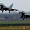 Germania: Scontro tra due caccia Eurofighter, morto uno dei due piloti