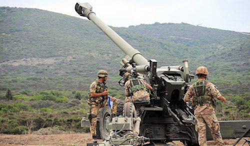 Forze armate italiane: L'artiglieria semovente