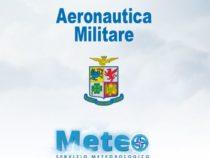 L'App del servizio meteorologico dell'Aeronautica Militare