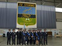 Aeronautica militare: Cambio comando al 72° Stormo di Frosinone