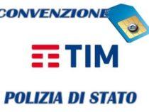 Polizia di Stato: Convenzione TIM, aggiornamenti tariffari
