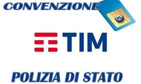 Polizia di Stato: Convenzione Telecom, nuove offerte