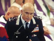 Il discorso del Generale dei Carabinieri Giovanni Nistri