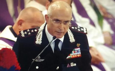 Concorso Arma Carabinieri: Il Generale Giovanni Nistri lamenta una carenza d'organico di 10.000 unità