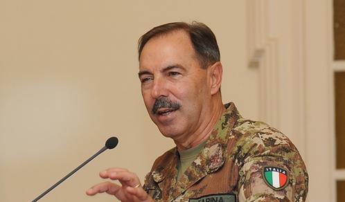 Intervista a Salvatore Farina, Capo di Stato Maggiore dell'Esercito