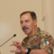 Torino: Gen. Farina in visita ai frequentatori del 4° Corso per Ufficiali subalterni