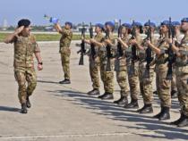 Generale Salvatore Farina ha visitato alcuni reparti dislocati in Romagna